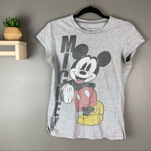 Walt Disney world women's Mickey t-shirt size med